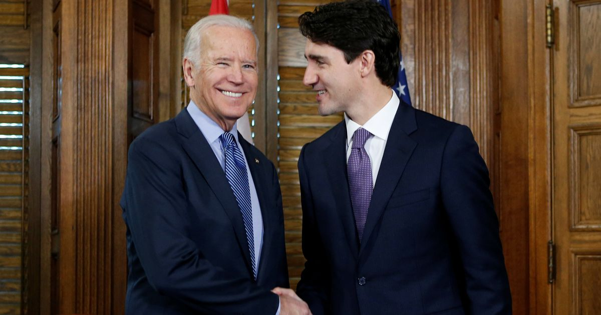 Trudeau's Candid Comments Used In Joe Biden's Attack Ad Against Trump