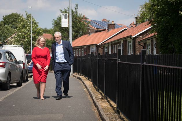 Labour leader Jeremy Corbyn and Shadow Secretary of State for Business, Energy and Industrial Strategy...