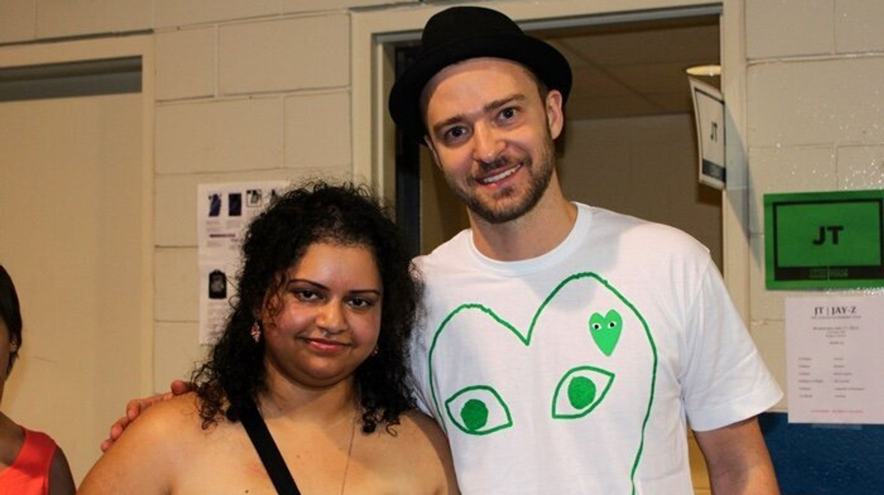 How Justin Timberlake Helped A Canadian Cancer Survivor Embrace Her Scars
