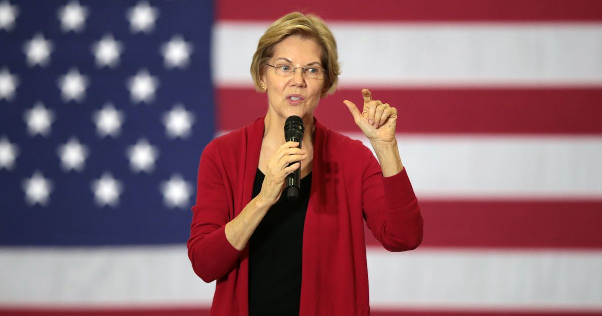 Why Elizabeth Warren Largely Refuses To Attack Other Democrats