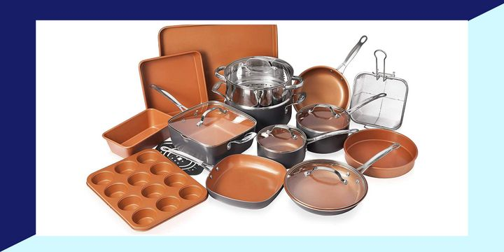 This cookware and bakeware set is an even better deal right now than it was on Black Friday.