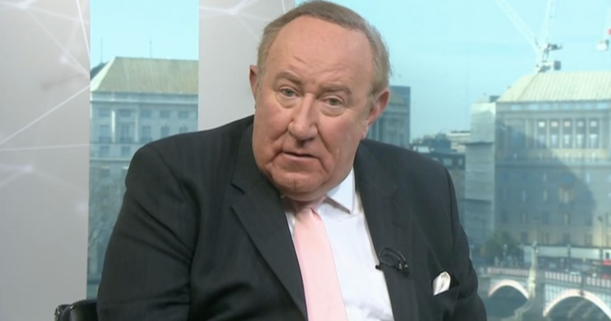 Andrew Neil Calls Out Boris Johnson For Avoiding General Election Interview In Powerful TV Message