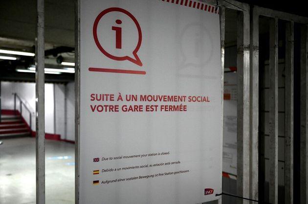 Comme pour le 5 décembre, des perturbations sont attendues ce vendredi à la RATP, la SNCF et pour le...
