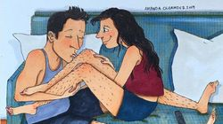 These Illustrations Show What Love Is Really Like Behind Closed