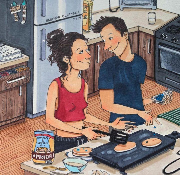 """""""Pancakes for Breakfast"""""""