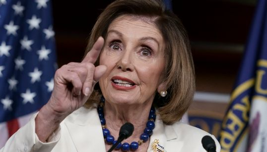 'Don't Mess With Me': Pelosi Snaps At Reporter As She Calls For Articles Of Impeachment Against