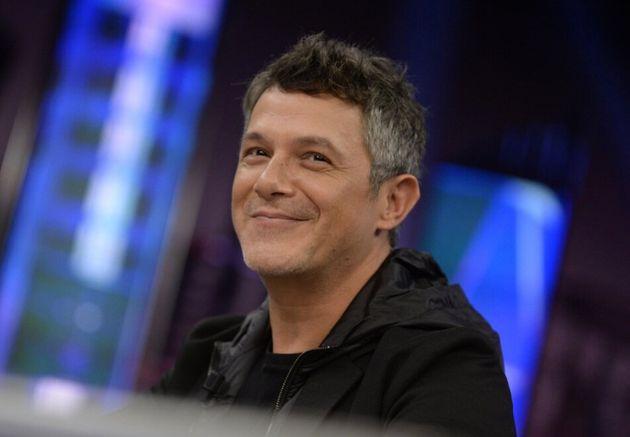 Alejandro Sanz en 'El
