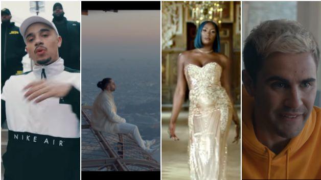 Mister V, PNL, Aya Nakamura et Cyprien font tous partie des classements des vidéos les plus vues ou likées...