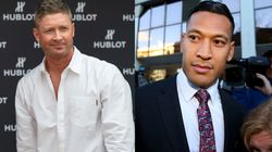 'Think Before You Speak': Michael Clarke's Advice After Folau And Rugby Australia