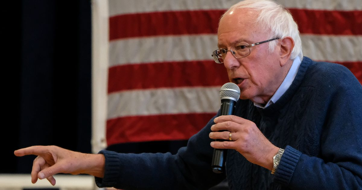 Bernie Sanders Fires Back At Pete Buttigieg's Free College Critique