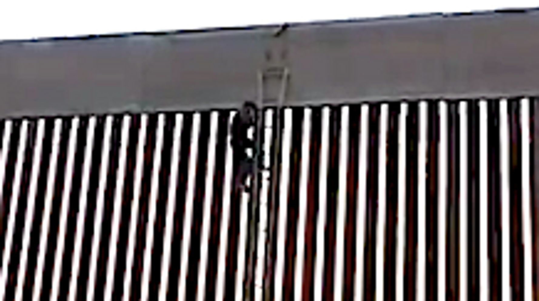 Trump Says His Border Wall 'Can't Be Climbed.' Watch.