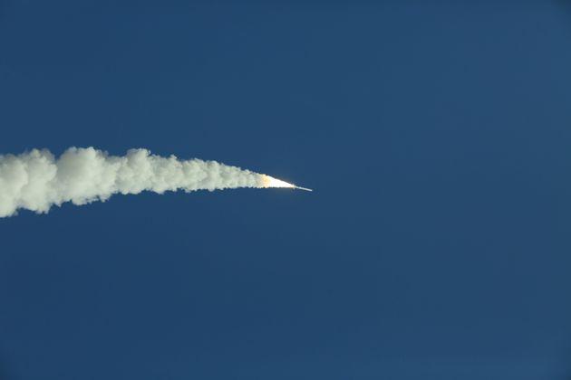 중국 민간기업으로는 처음으로 아이스페이스가 7월 25일SQX-1 Y1 로켓 발사에