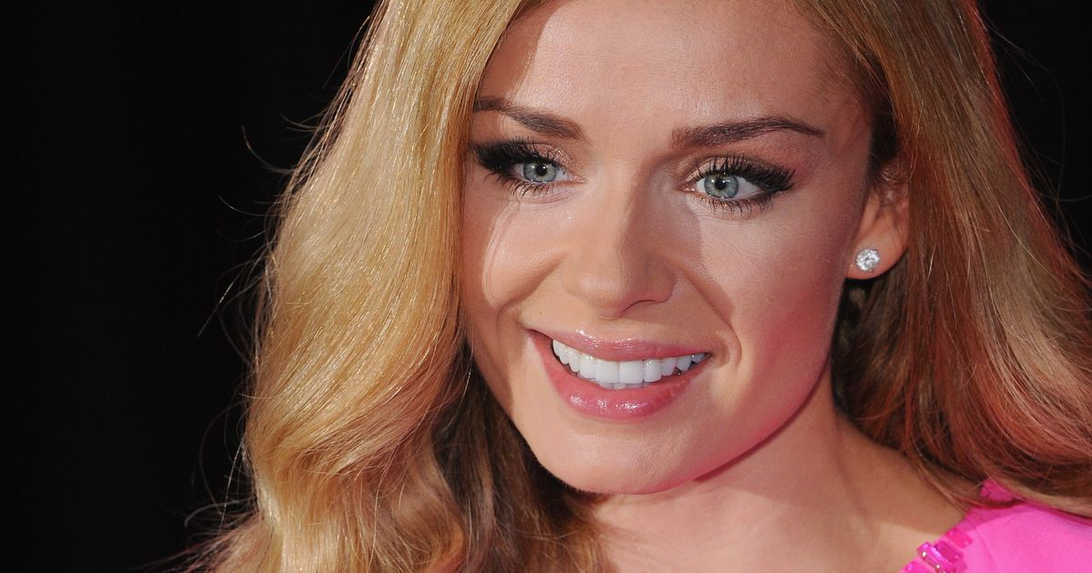 Katherine Jenkins Mugged After Intervening In 'Vicious' Street Robbery