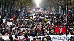 La huelga en Francia provoca por segundo día nuevos bloqueos en el transporte y obliga a cancelar 20 vuelos en