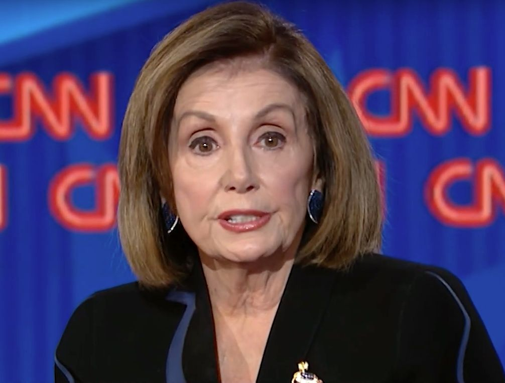 Nancy Pelosi Takes Donald Trump's Insult, Fires It Right Back At Him