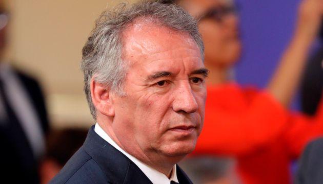 François Bayrou, ici à l'Élysée en juin 2018, est mis en examen dans l'affaire...