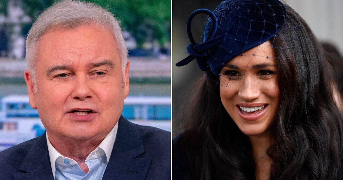 Eamonn Holmes Says He 'Hasn't Learnt Anything' Over Meghan Markle 'Uppity' Row