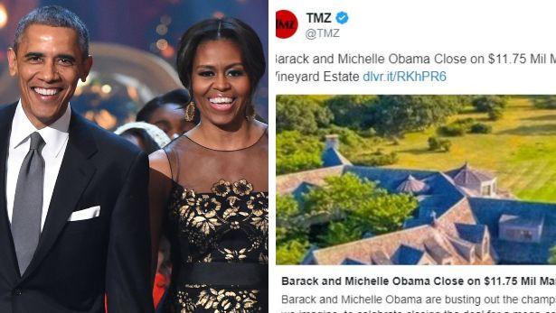 Brack e Michelle Obama, la nuovo loro