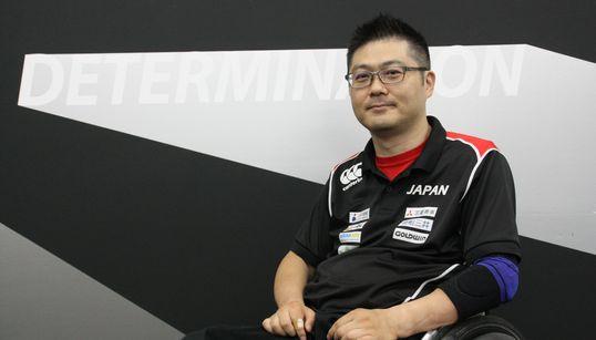 48歳、車いすラグビー代表最年長。岸光太郎の東京パラ成功は「互いが『普通』の存在になること」