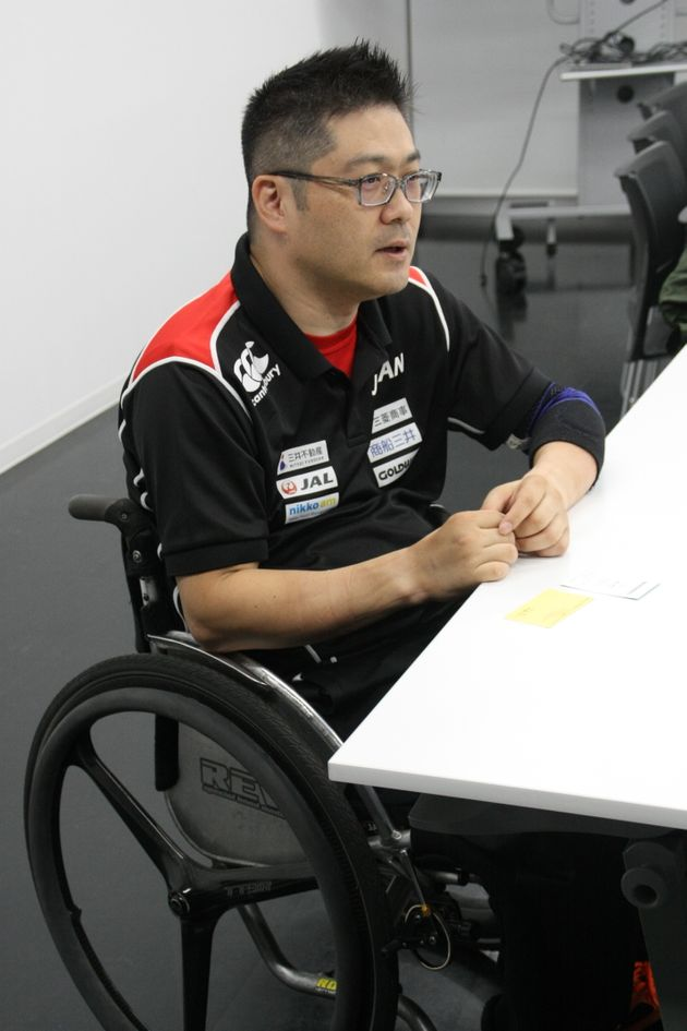 岸光太郎選手