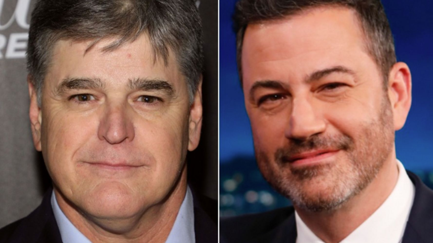 Sean Hannity Threatens Jimmy Kimmel: 'Don't Talk About My Show Anymore'