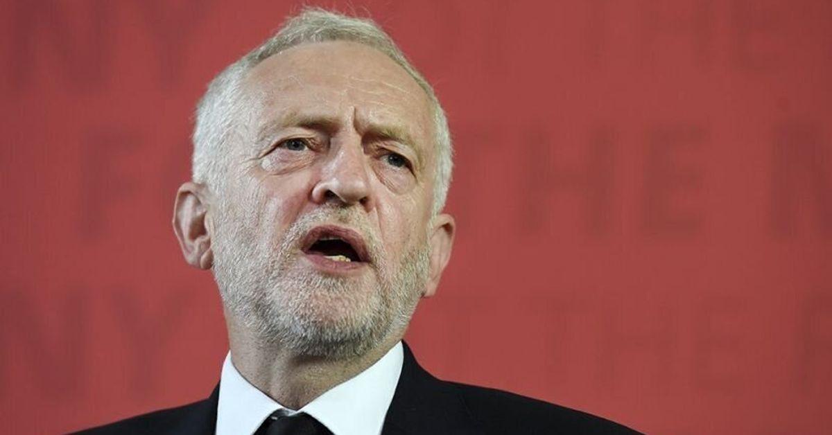 Corbyn asegura tener un informe confidencial que desmontaría el Brexit de Johnson