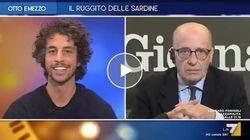 Capo sardina vs Sallusti: