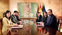 Sánchez anuncia que la tercera reunión con ERC será en Barcelona, pero no sabe si será la