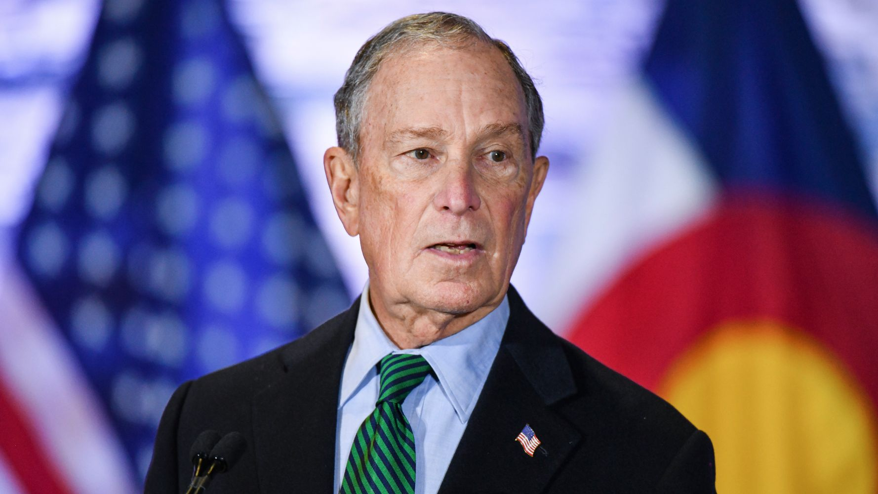 Westlake Legal Group 5dea60922400004e005a28ac Bloomberg Falsely Claims No One Asked Him About Stop-And-Frisk Until Now