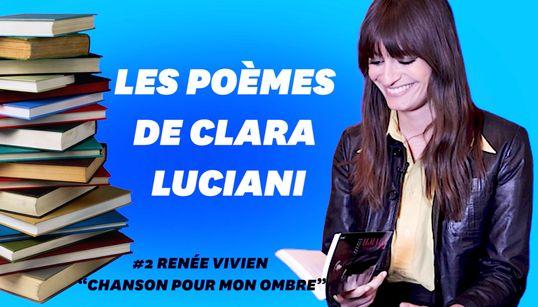 """Quand Clara Luciani évoque sa """"part de ténèbres"""" en"""