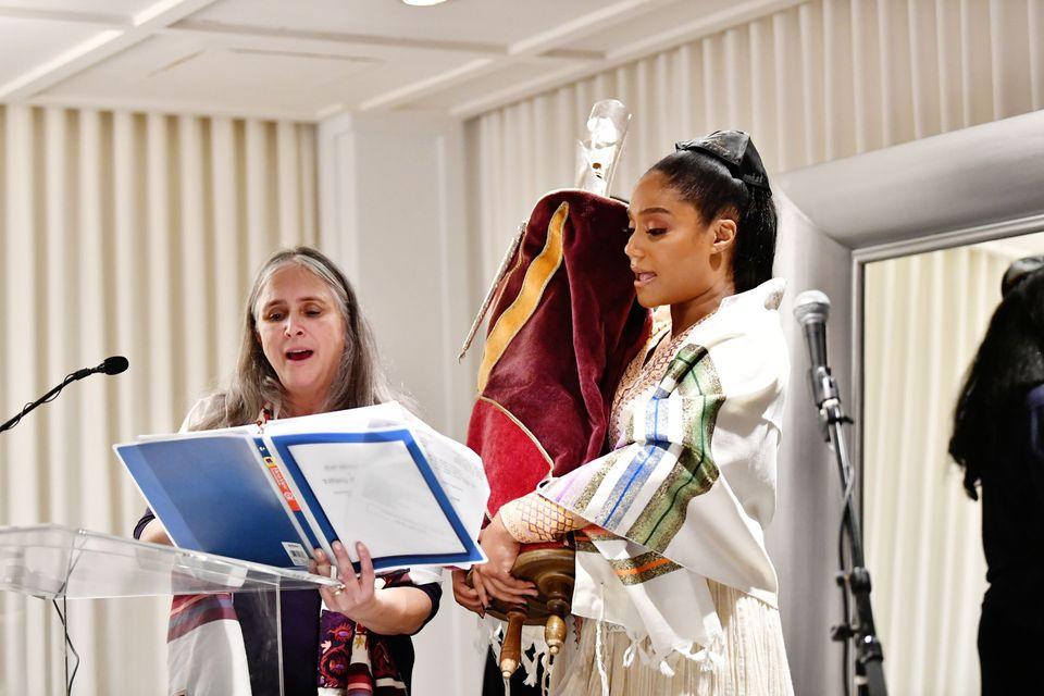 Tiffany Haddish: Black Mitzvah at SLS Hotel on December 03, 2019 in Beverly Hills, California.