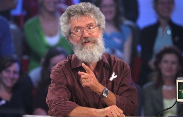 Le psychiatre Pierre Mailloux, alias Doc Mailloux. (Courtoisie