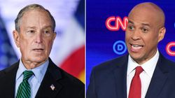 Michael Bloomberg Criticized For Calling Cory Booker