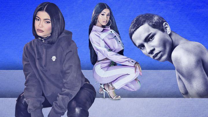 Les stars Kylie Jenner (22 ans), Cardi B (27 ans) et Olivier Rousteing (33 ans) sont fans d'interventions esthétiques.