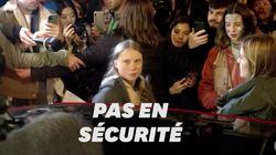 À Madrid, Greta Thunberg exfiltrée de la marche pour des raisons de