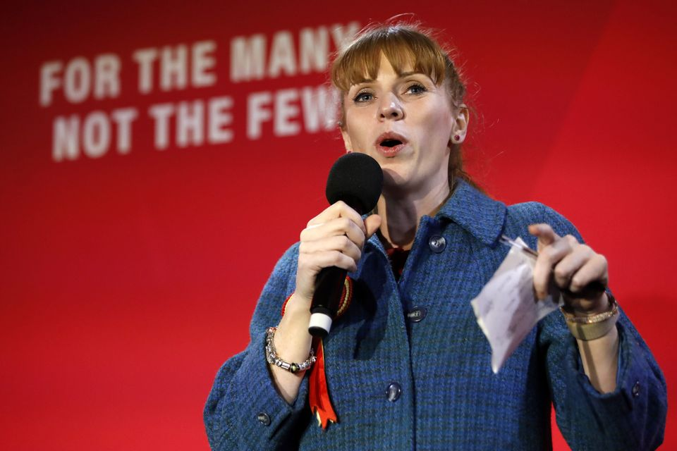 Angela Rayner Interview: Johnson's Brexit Lies, The Labour Leadership And Why Defeat Would Be 'Absolutely Devastating'
