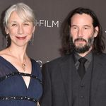 Keanu Reeves' Girlfriend, Alexandra Grant, Reveals Why She Rocks Her Natural Gray