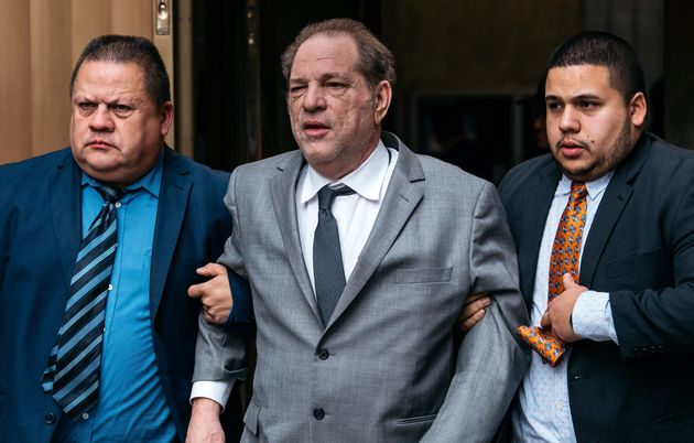 Harvey Weinstein, ici ce 6 décembre à New York, pourrait voir sa caution