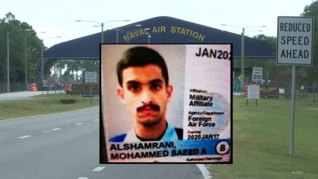 Law enforcement officials briefed on the case identified the Pensacola shooter to ABC News as Mohammed