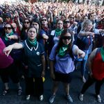 강간 문화에 저항하는 칠레 여성 시위대의 노래가 전 세계로 퍼지고