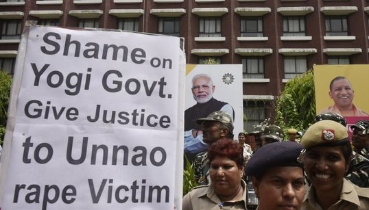 Kill The Accused Like Hyderabad Case , demands Unnao Victim's