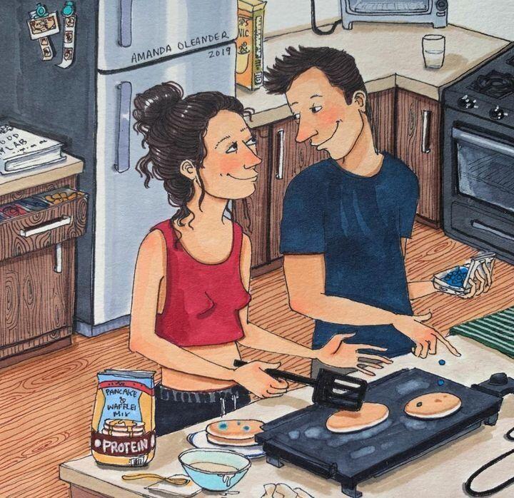 """""""Pancake a colazione"""""""