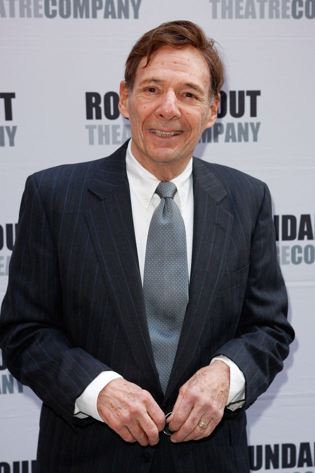 Ron at a Broadway event in