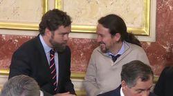 Rifirrafe entre Iglesias y Rufián en Twitter por esta imagen: