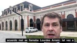El dramático final de la historia entre el embajador de Reino Unido en España y Lourdes, una mujer de
