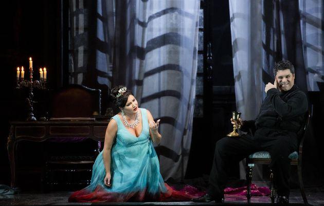 """Tosca debutta come """"prima"""" della Scala con la star"""