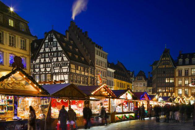 Strasbourg touchée par de légers tremblements de terre, dont 3 d'origine humaine