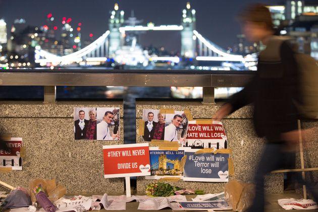 Tributes to London Bridge victims Jack Merritt and Saskia Jones on London