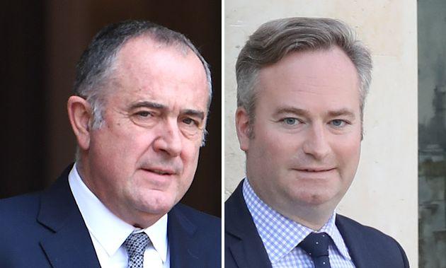 Les ministres Didier Guillaume et Jean-Baptiste Lemoyne pourraient s'affronter lors des élections municipales...
