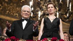 Quattro minuti di applausi per Sergio Mattarella alla Scala di